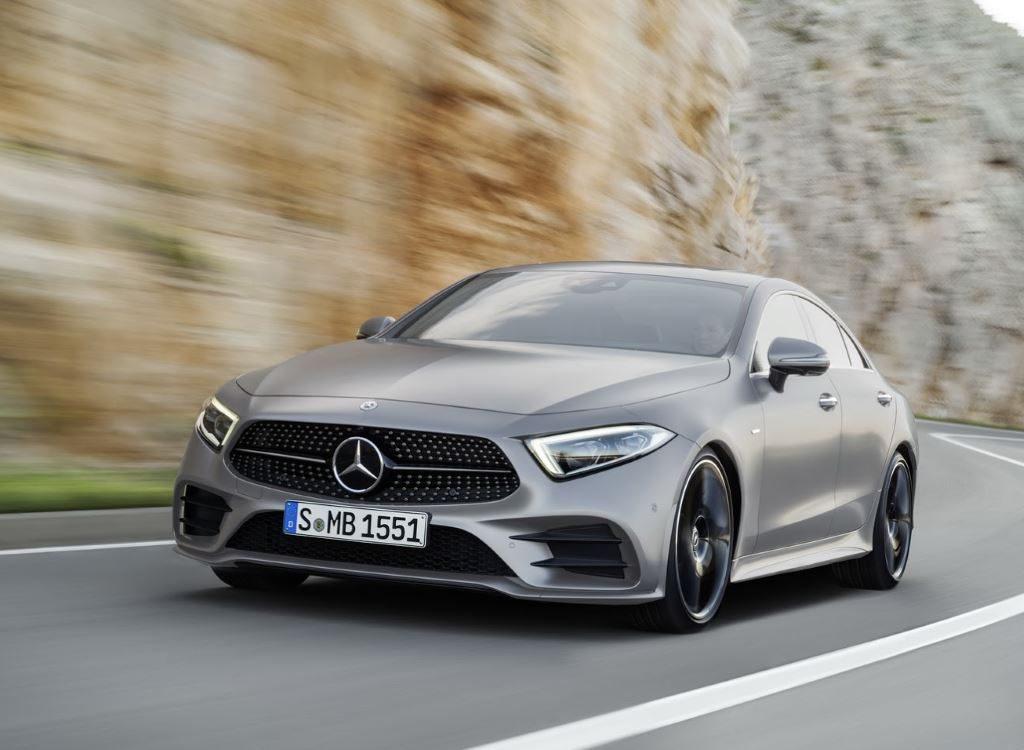 2018 Mercedes-Benz CLS-class