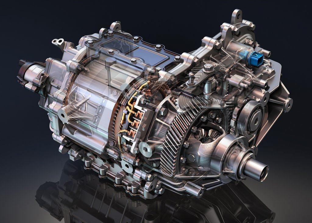 Электродвигатель Chevrolet Bolt EV