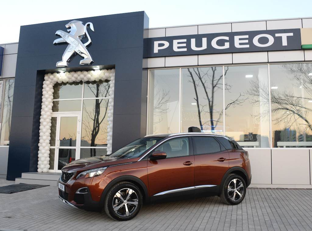 """Peugeot Восток"", дилер Peugeot, Владивосток"