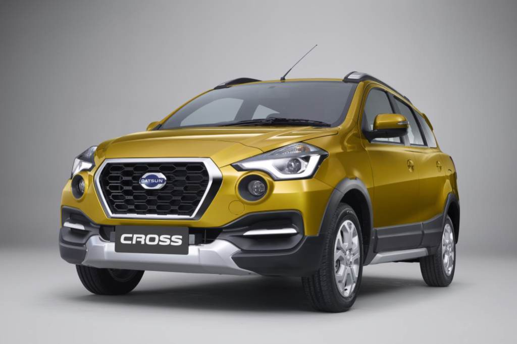 2018 Datsun Cross