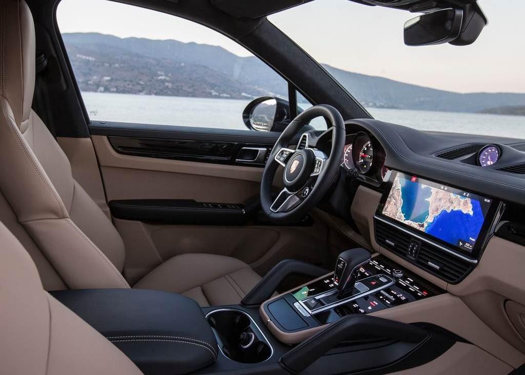 2018 Porsche Cayenne