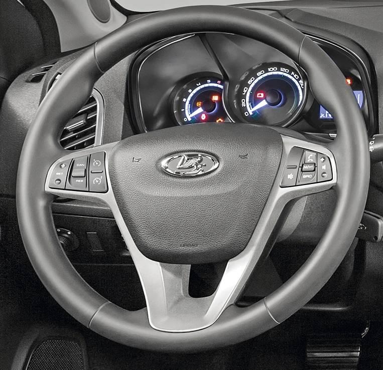 2018 Lada Xray