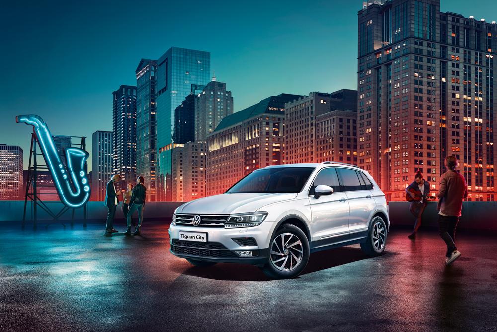 2018 Volkswagen Tiguan City