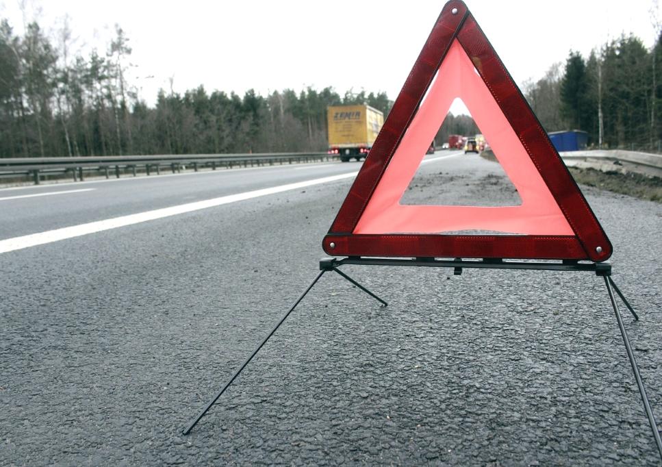 Знак аварийной остановки при ДТП. Фото: Pixabay.com