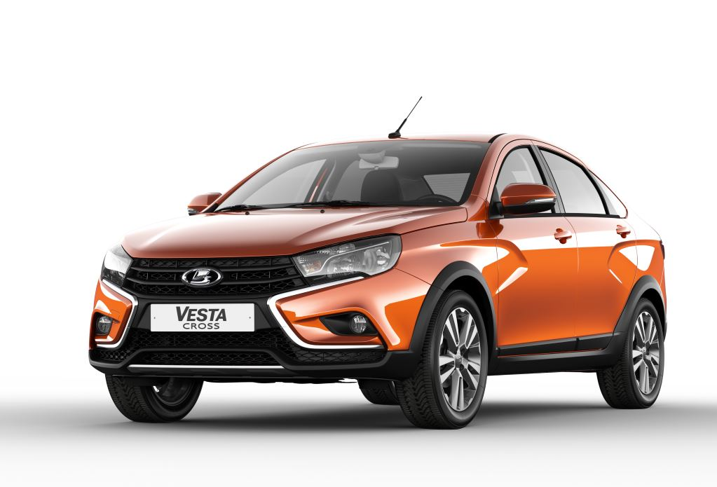 2019 Lada Vesta Cross седан