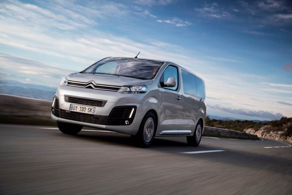 2018 Citroën Spacetourer