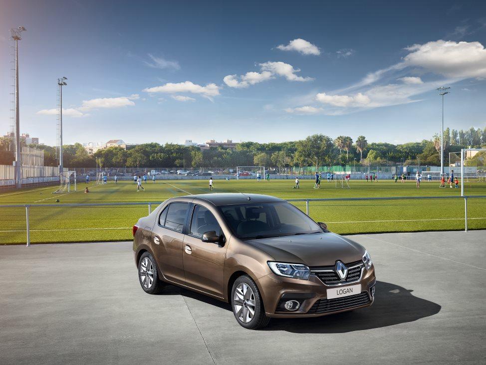 2018 Renault Logan