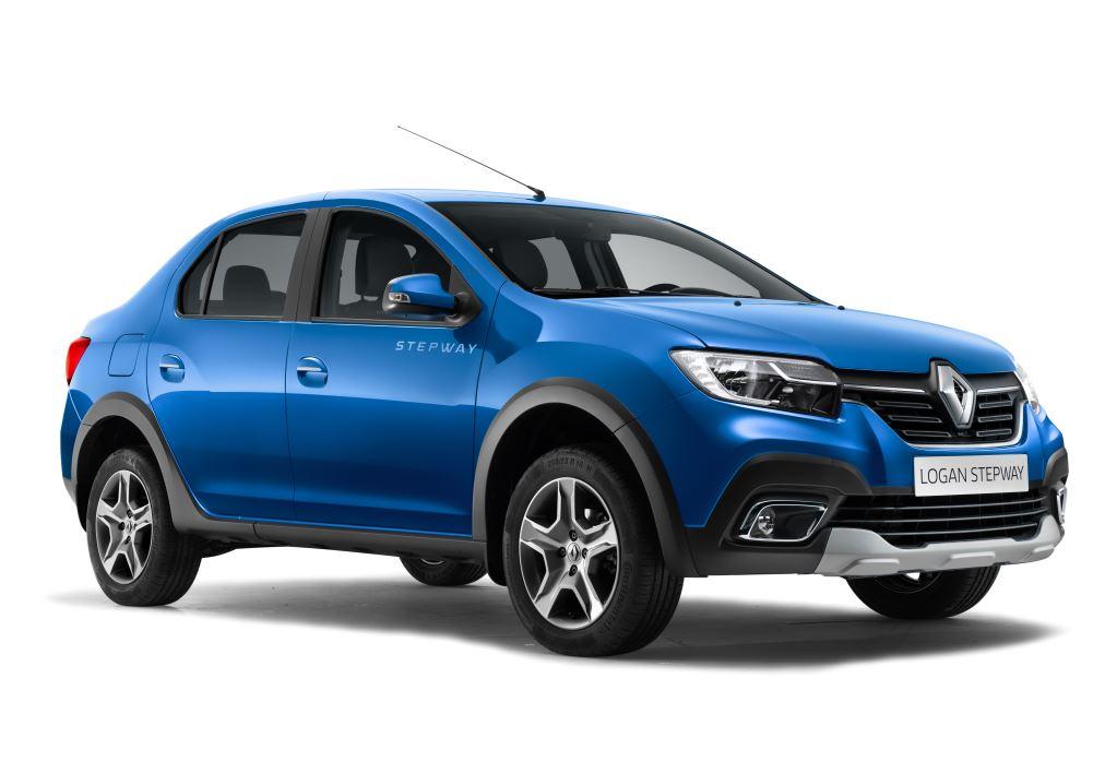 2019 Renault Logan Stepway
