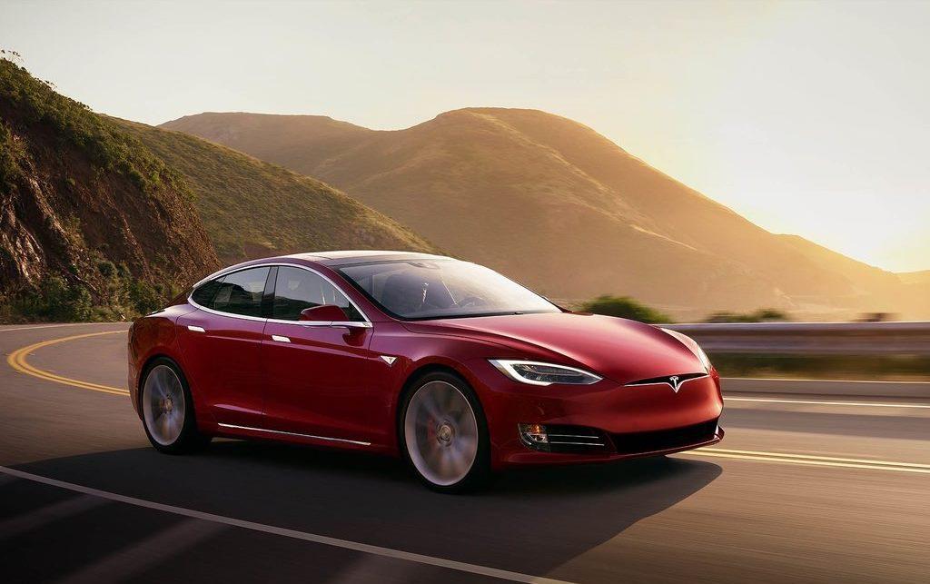 2017 Tesla Modfel S