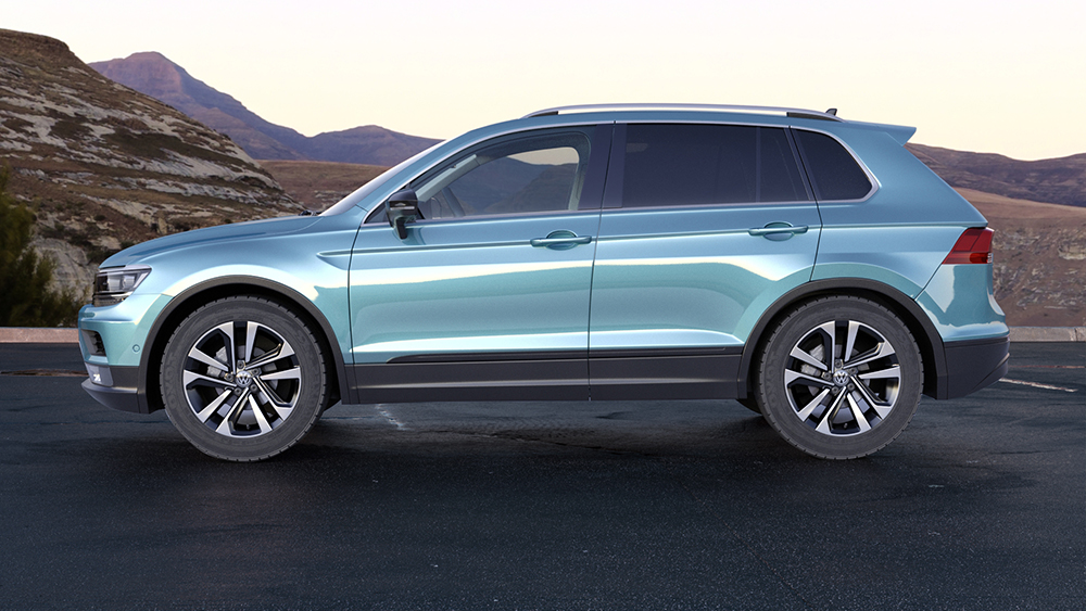 2019 Volkswagen Tiguan Connect