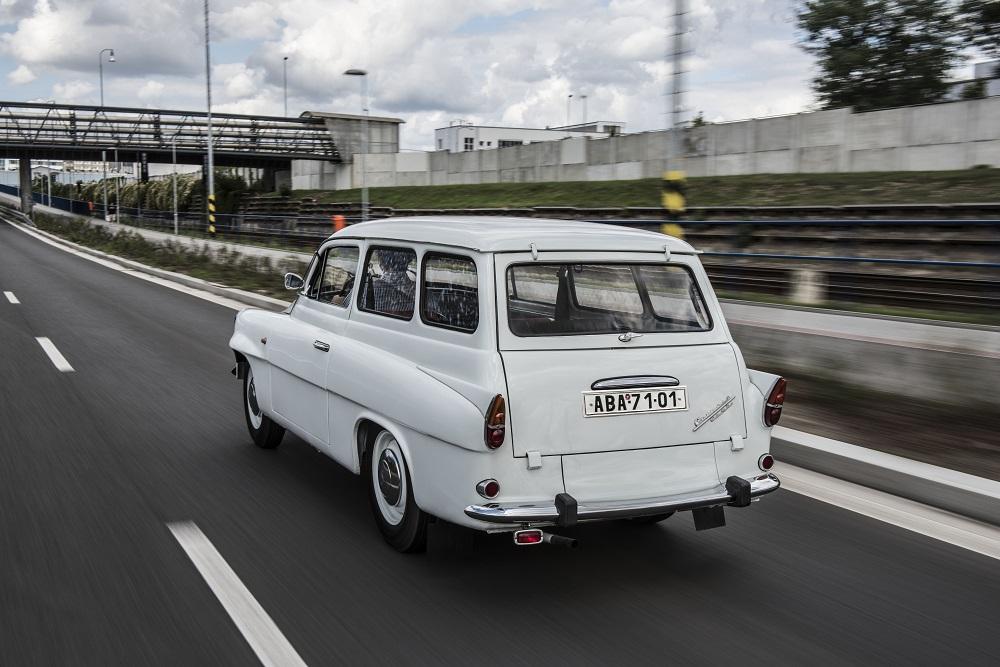 1961 Skoda Octavia Combi