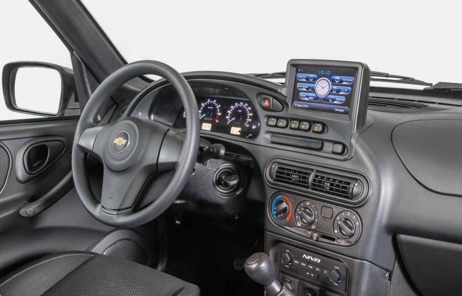 2019 Chevrolet Niva