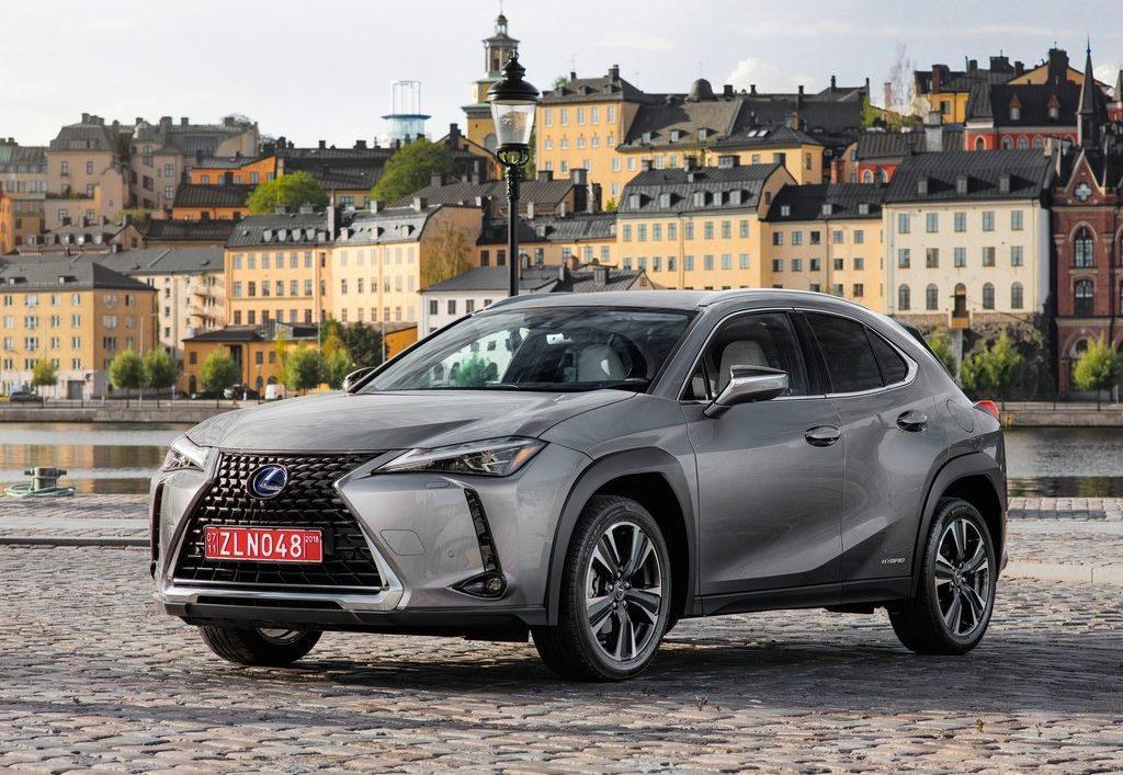 2019 Lexus UK