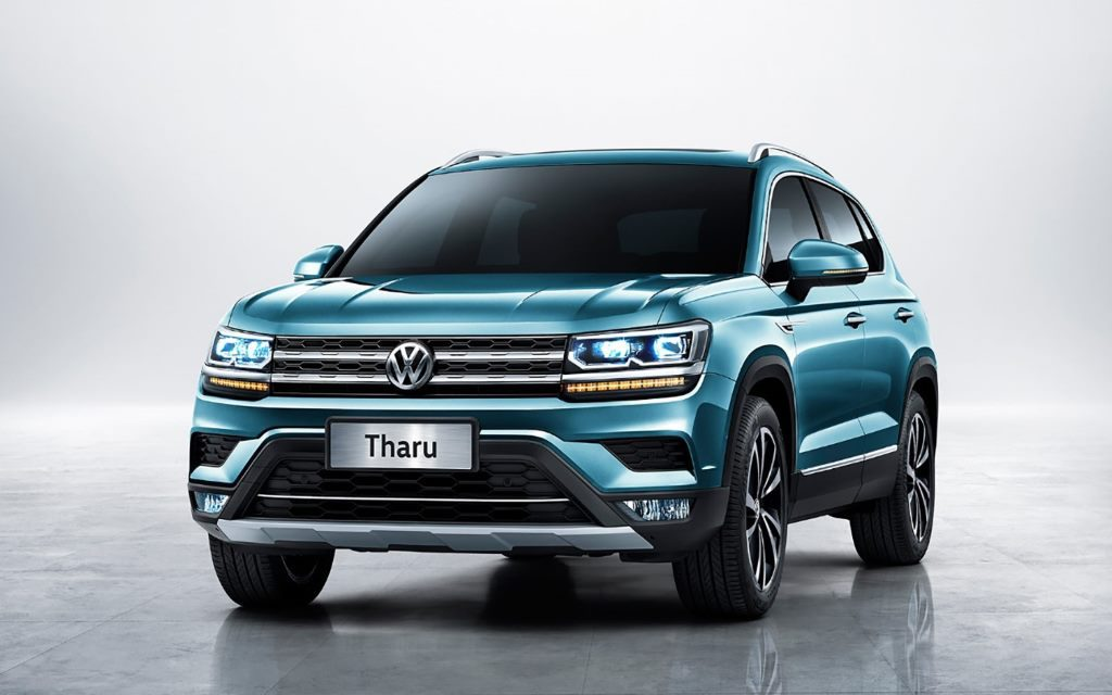 2018 Volkswagen Tharu