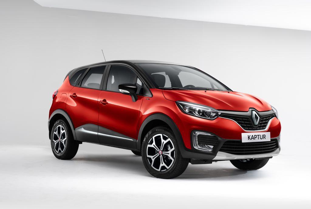 2019 Renault Kaptur