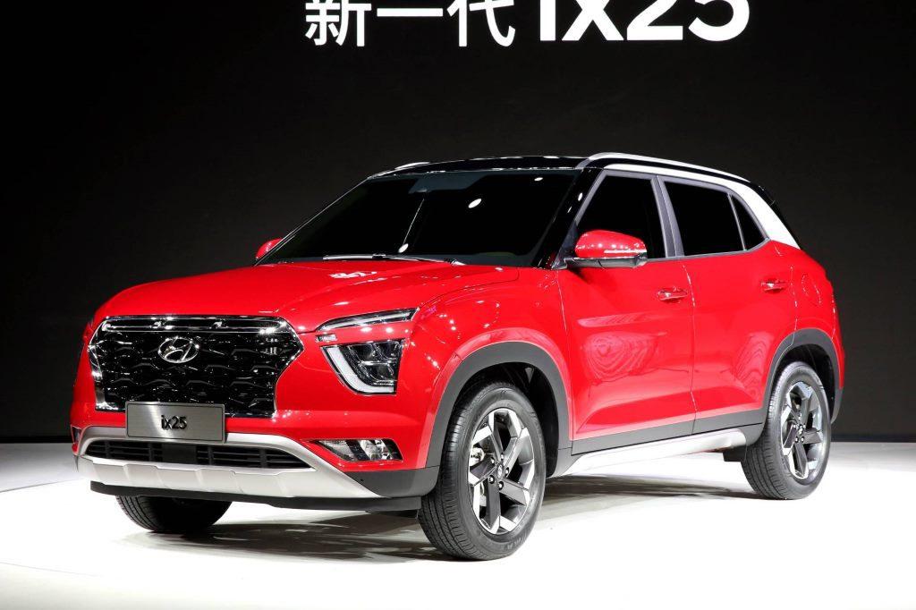 2020 Hyundai ix25 (Creta)