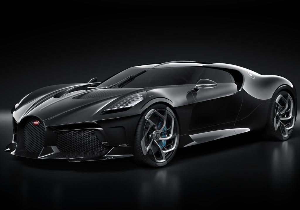 Bugatti LaVoiture Noire