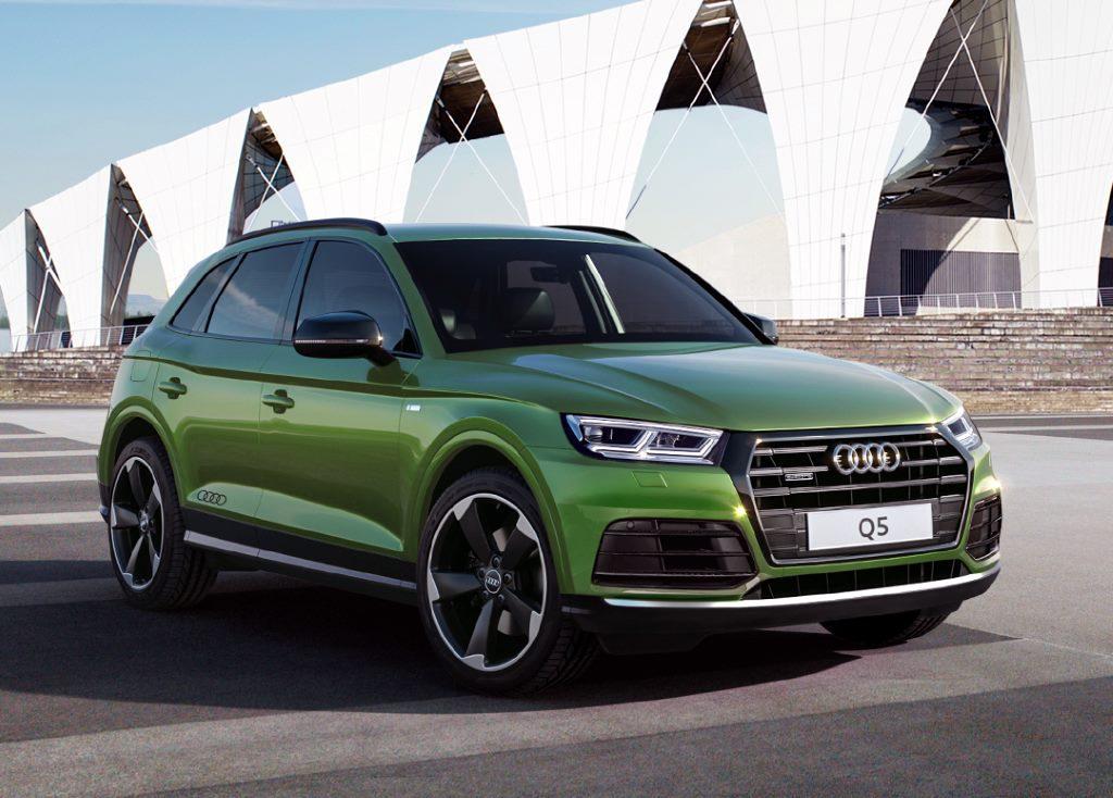 Audi Q5 в эксклюзивной версии Exclusive Edition