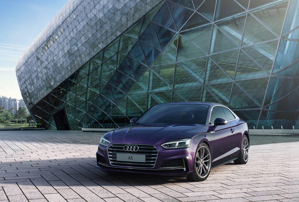 Audi A5 Coupe в эксклюзивной версии Exclusive Edition