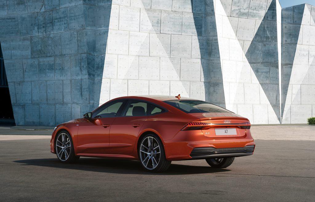 Audi A7 Sportback в эксклюзивной версии Exclusive Edition.