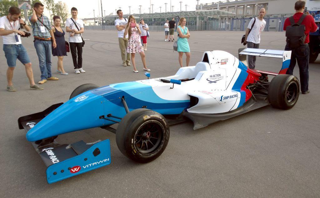 Формула Renault 2.0. Фестиваль скорости. Санкт-Петербург. Июнь, 2019
