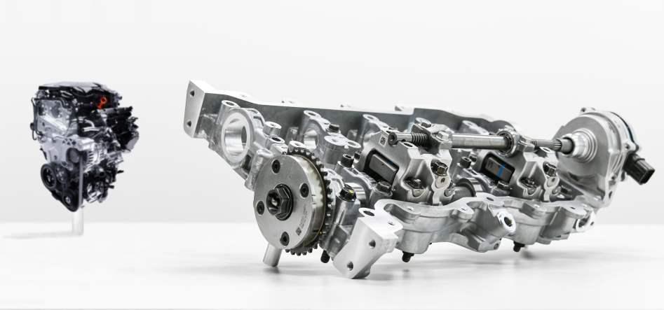 Система CVVD от Hyundai