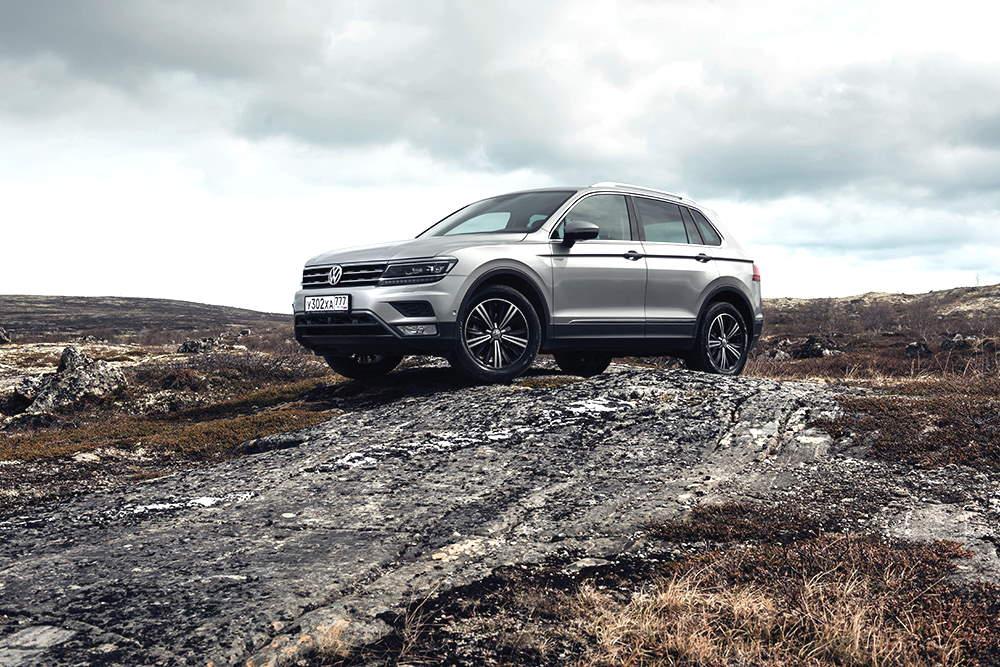 2019 Volkswagen Tiguan OFFROAD