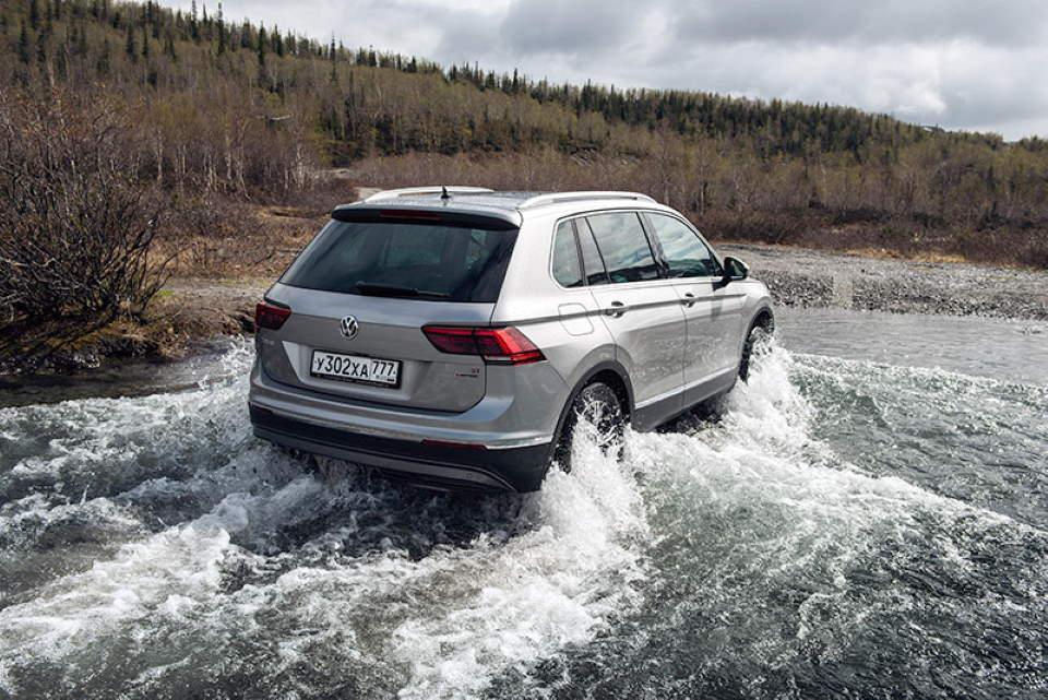 Volkswagen Tiguan Winter Edition