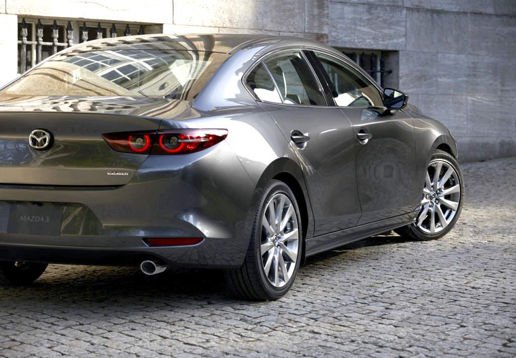 2019 Mazda3 седан