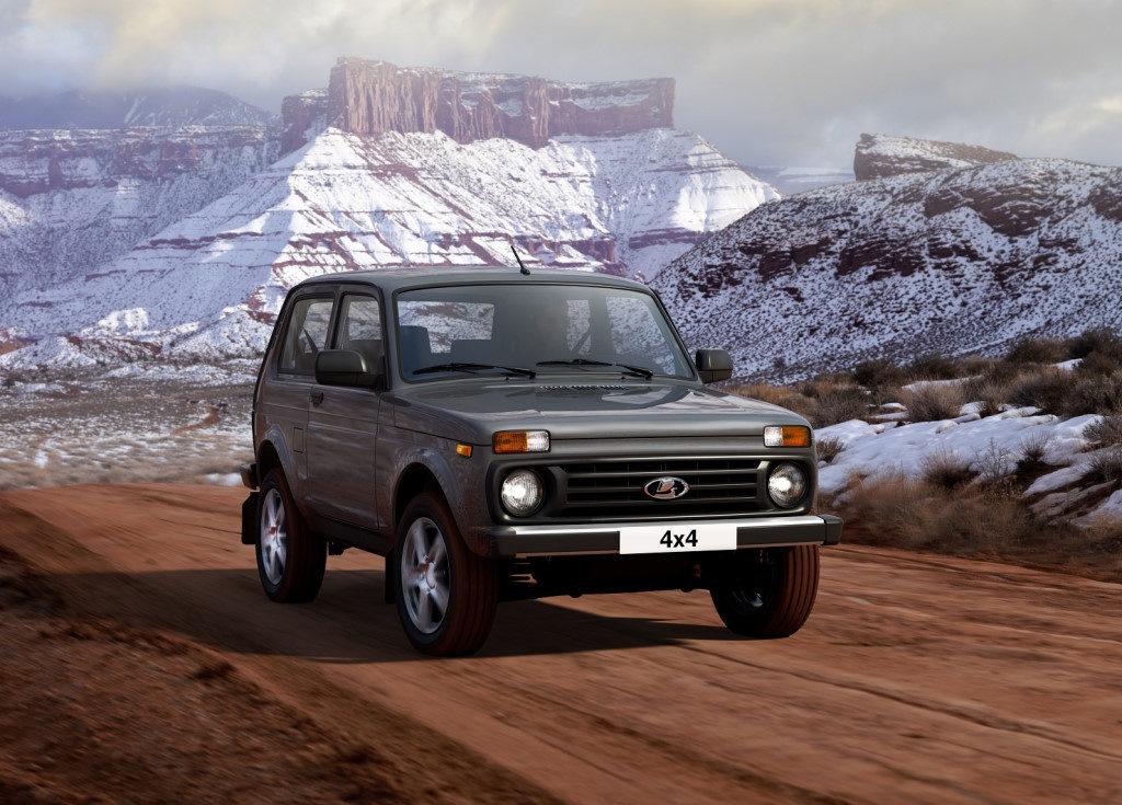 2020 Lada 4x4