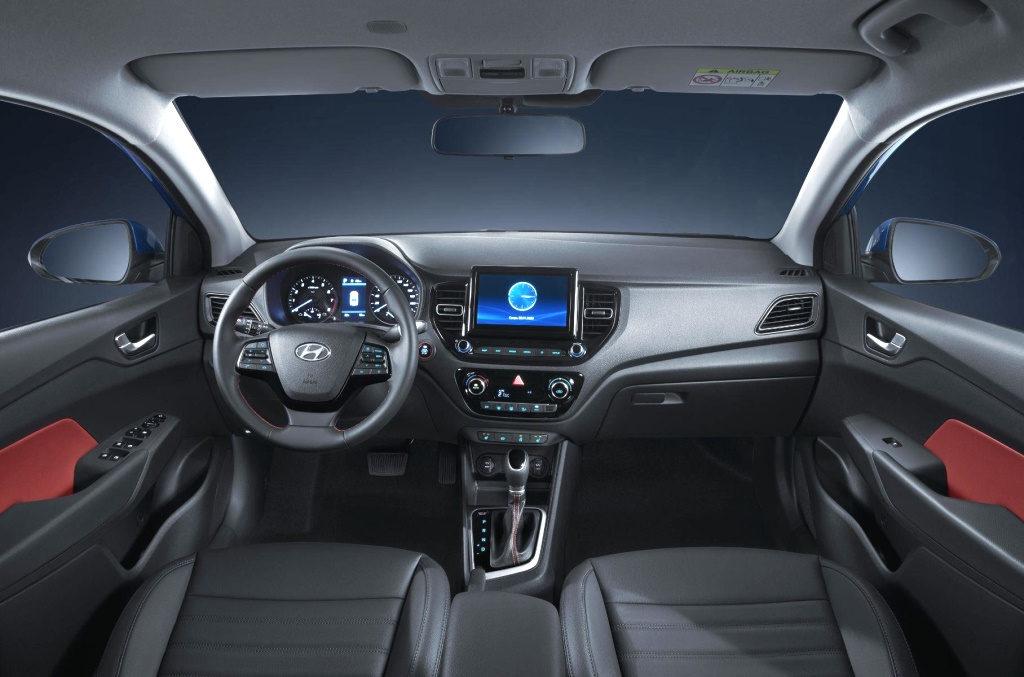 2020 Hyundai Solaris