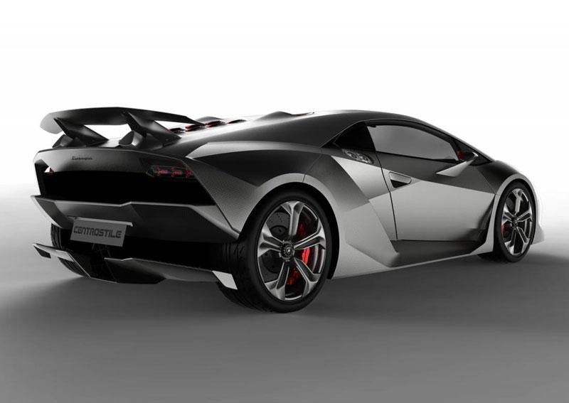 Lamborghini Sesto Element Concept