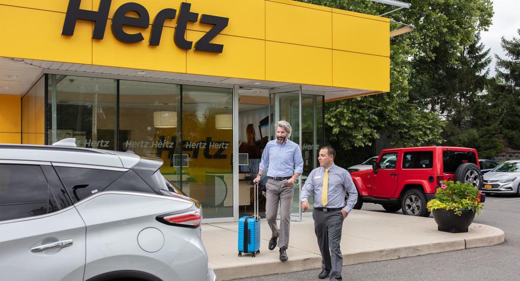 Аренда автомобилей Hertz