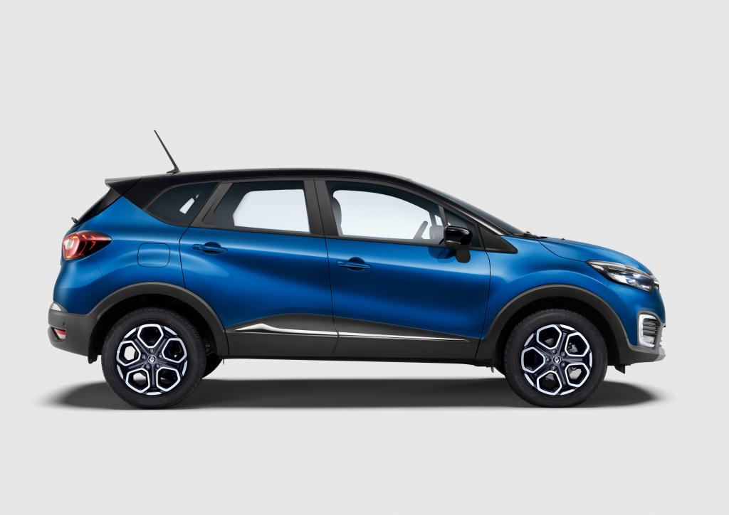 2020 Renault Kaptur