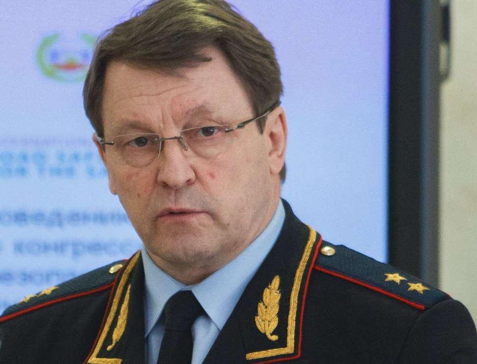 Виктор Нилов - экс-глава ГИБДД