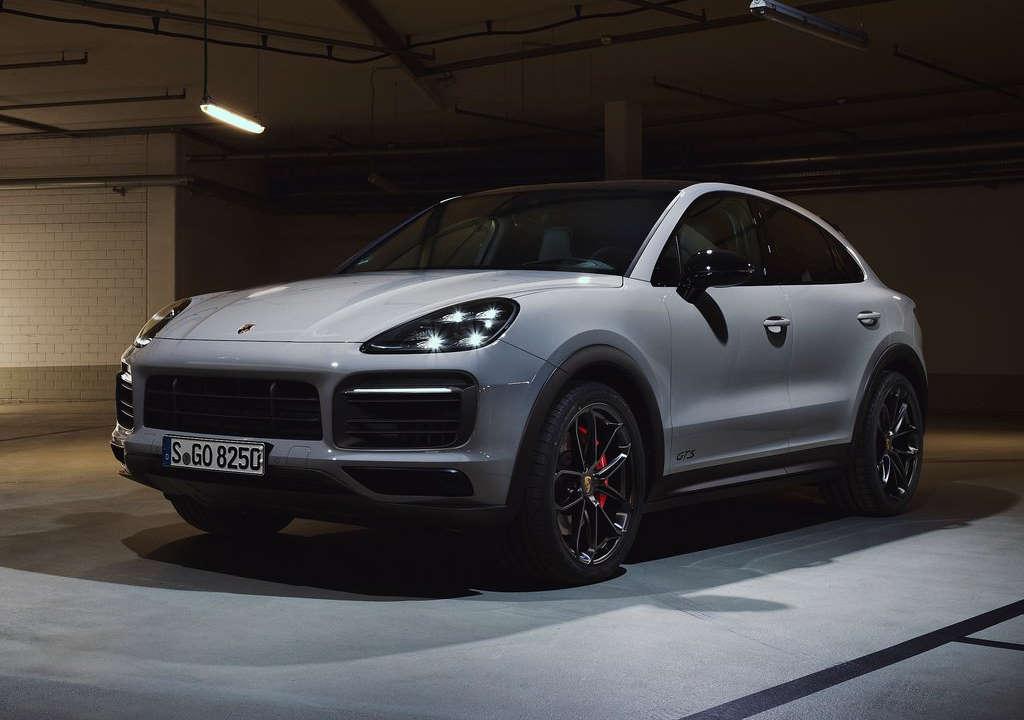 2020 Porsche Cayenne GTS Coupe