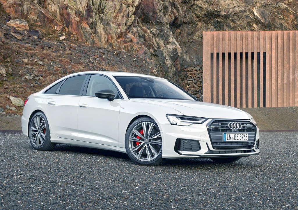 2020 Audi A6 45 TDI quattro