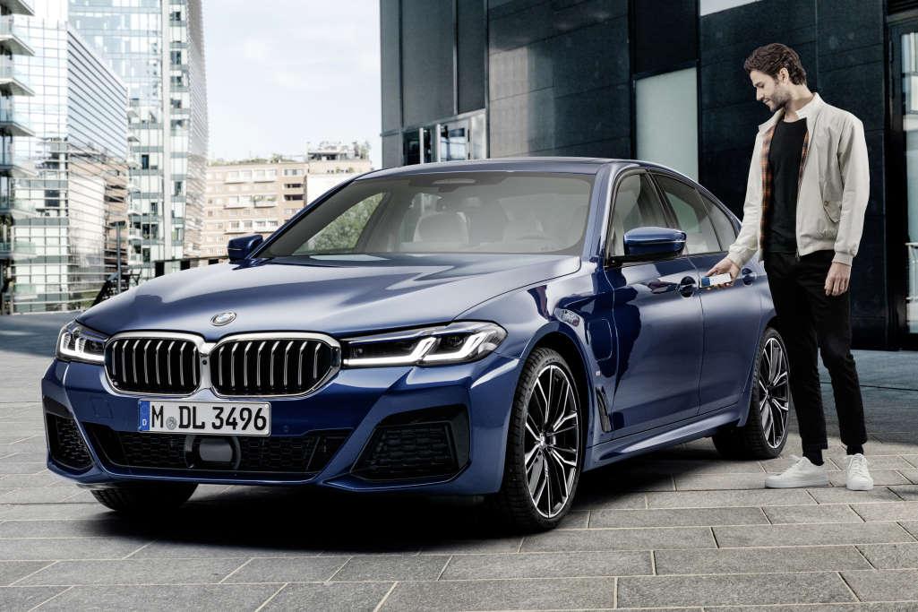 Цифровой ключ BMW