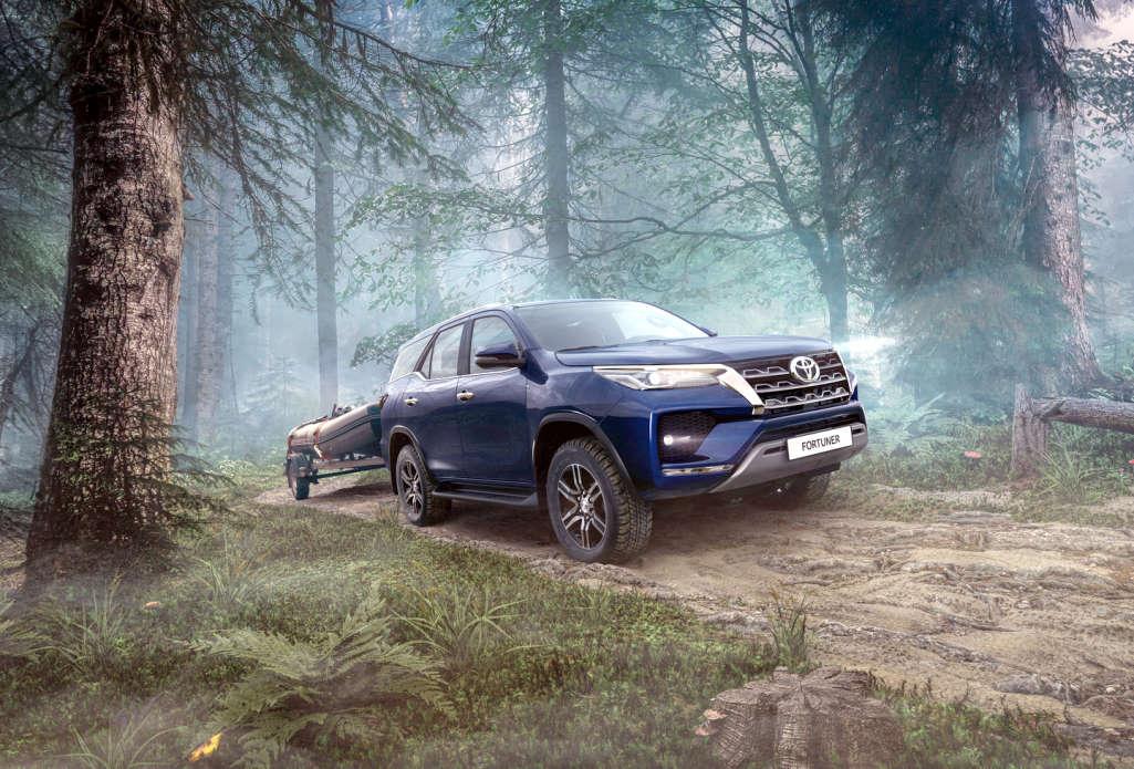 2021 Toyota Fortuner