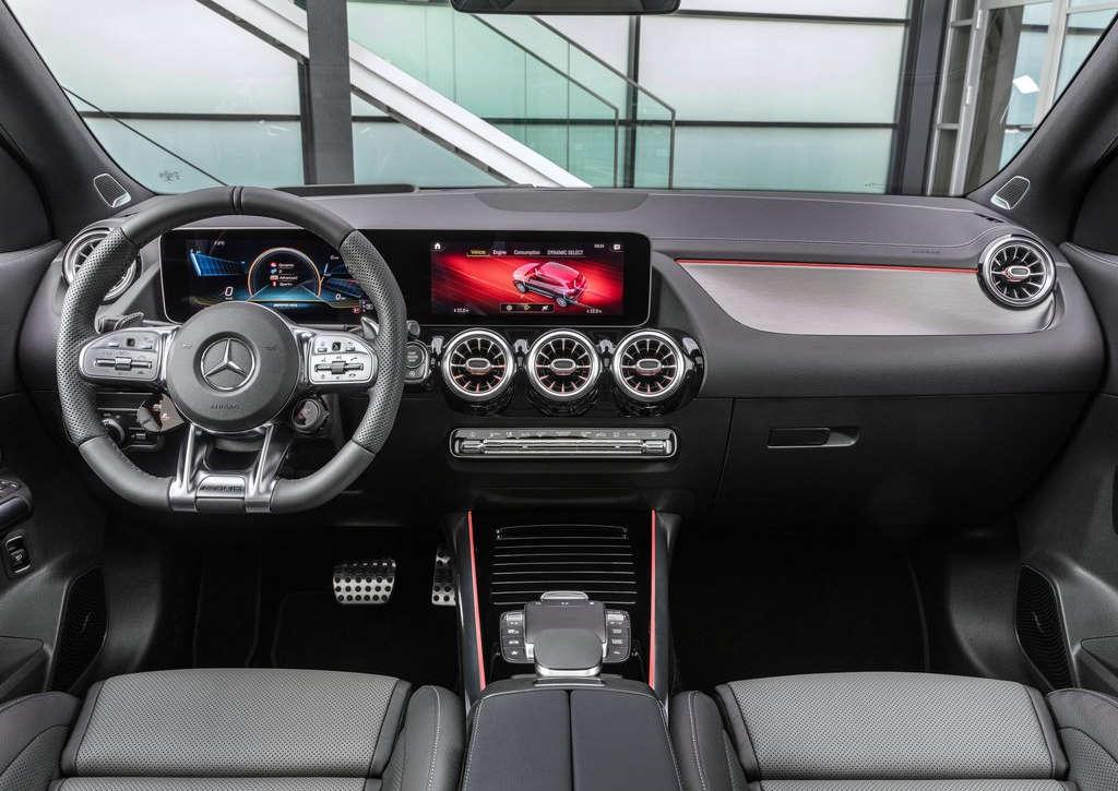 2021 Mercedes-Benz GLA 35 AMG