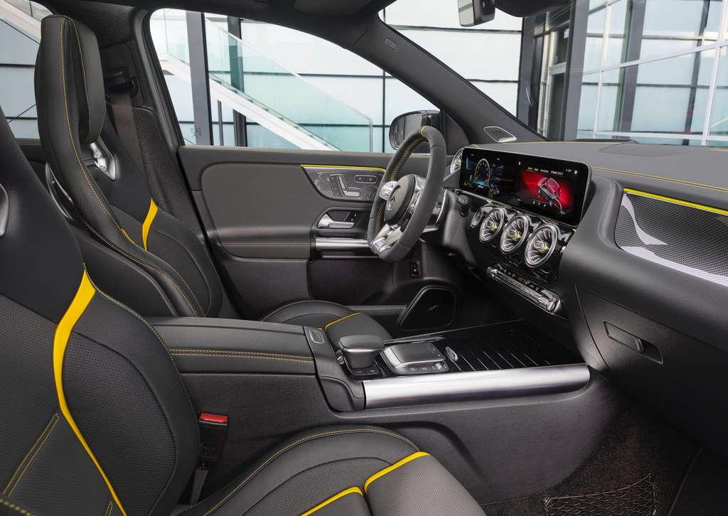 2021 Mercedes-Benz GLA 45 S AMG