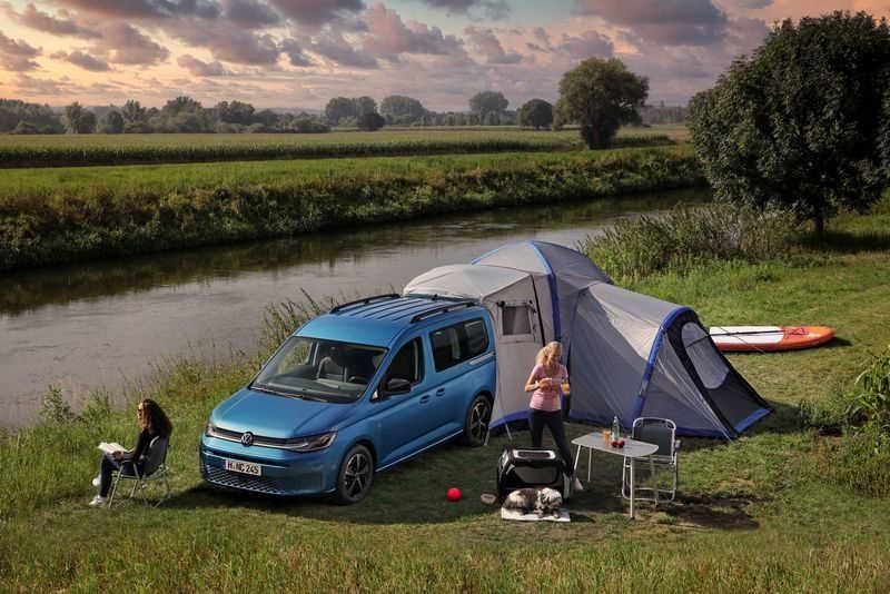 2021 Volkswagen Caddy California