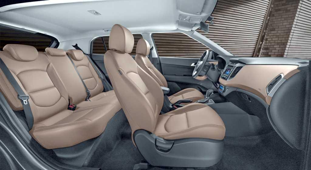 Hyundai Creta Black&Brown