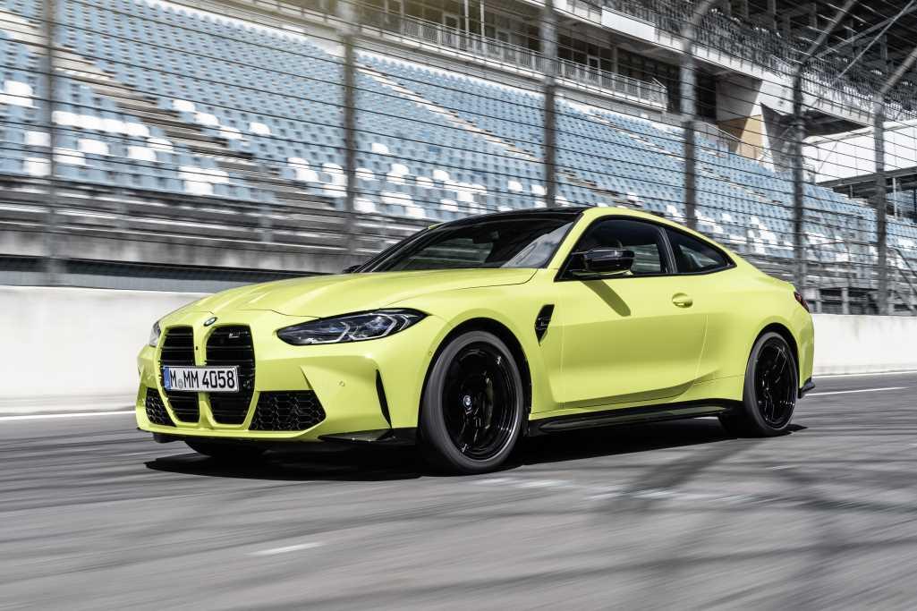 2021 BMW M4 2021