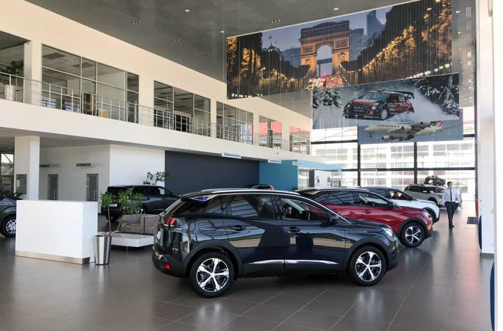 Дилер Peugeot и Citroen в Ставрополе
