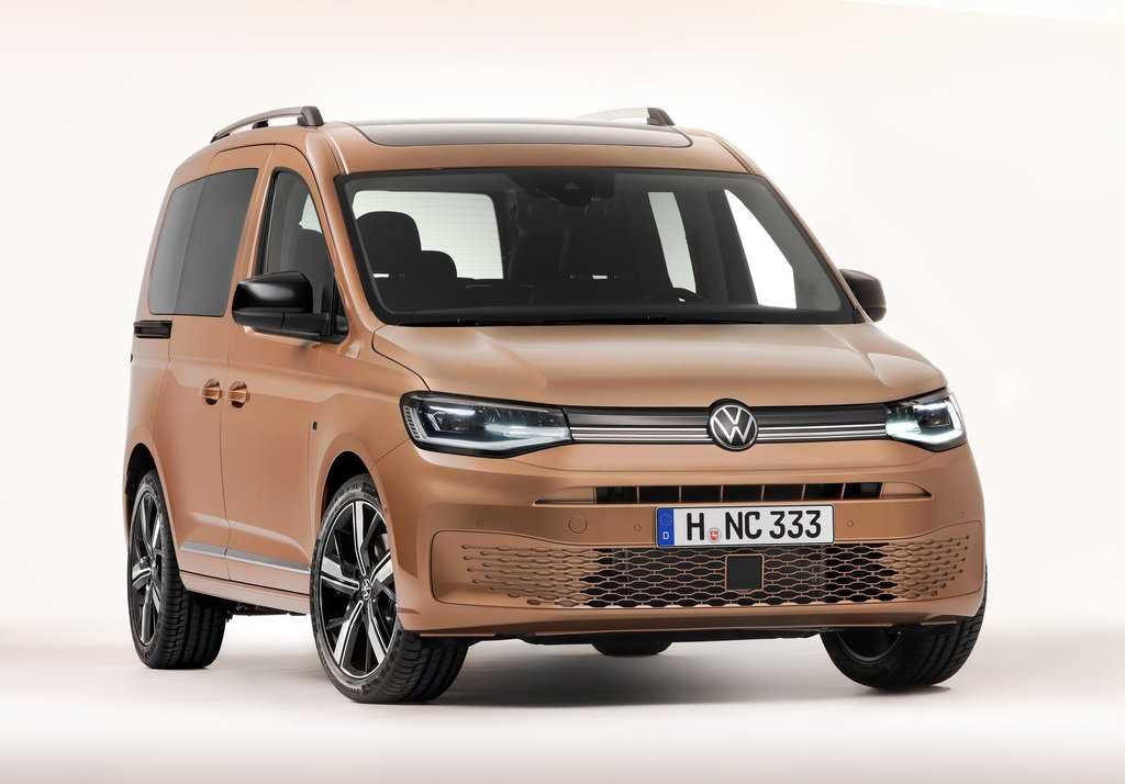 2021 Volkswagen Caddy