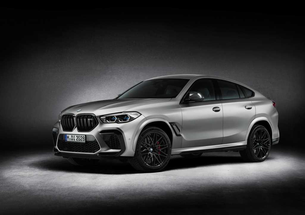 2021 BMW X6 M Competition First Edition