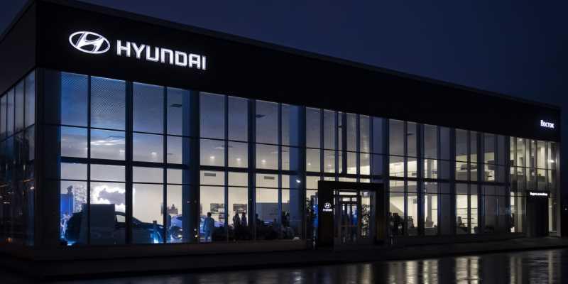 Hyundai Восток, дилер Hyundai в Южно-Сахалинске
