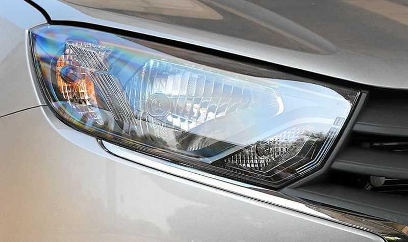 Новый отражатель Lada Granta 2020 года