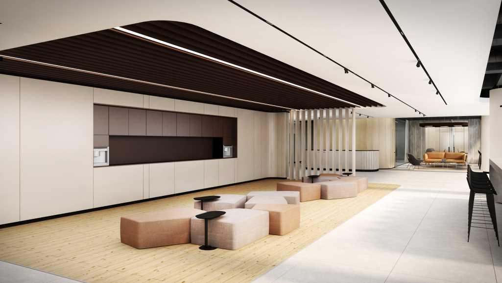 Новый офис Hyundai в России
